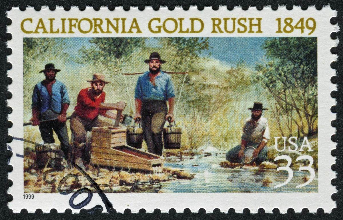 Anarchy During the Gold Rush from Eyewitnesses